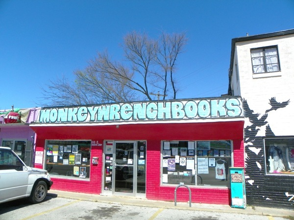 NoLo boasts this independent, socially-conscious collective bookstore.