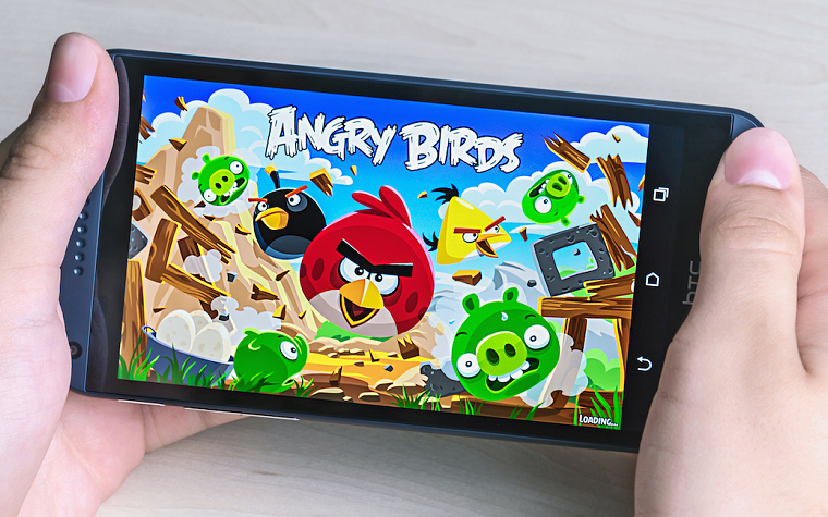 Doha Festival City is gaining a new attraction:  Angry Birds World