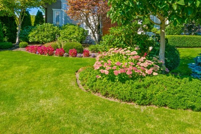 Not all landscaping projects are equal. Nor are the landscapers who work them.