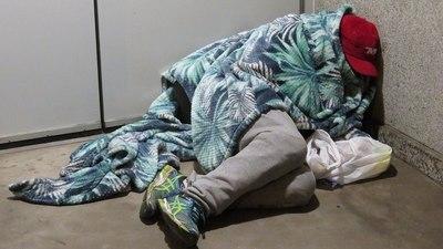 Medium homeless