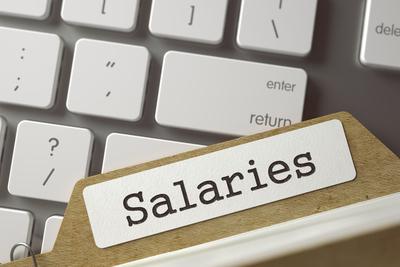 Medium salaries0125