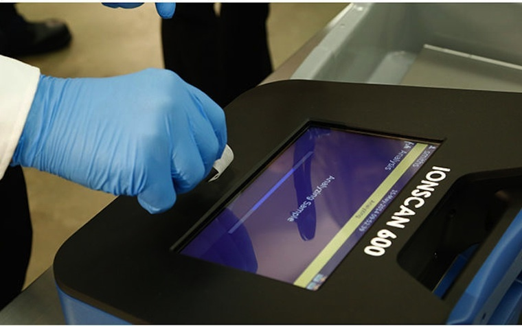 Spanish airports to install new Smiths Detection explosives scanner.