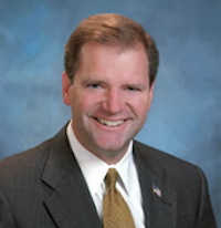 Senate Minority Leader Bill Brady (R-Bloomington)