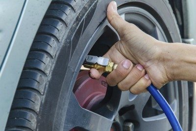 Maximize the lifespan of your tires by maintaining optimal air pressure.