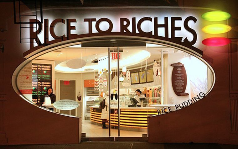 The Rice to Riches program is set to launch in Saudi Arabia.