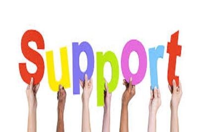 Medium support
