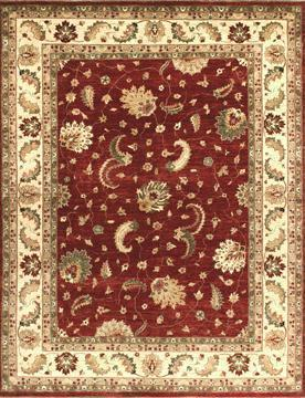 Loloi Majestic MM-04 Red-Ivory Area Rug