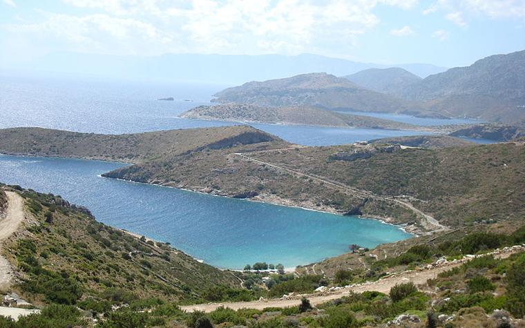 There were 22 shipwrecks discovered in the Fourni archipelago in 2015.