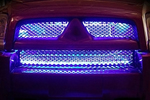 This custom effect can be created for under $50 with new LED lighting technology.