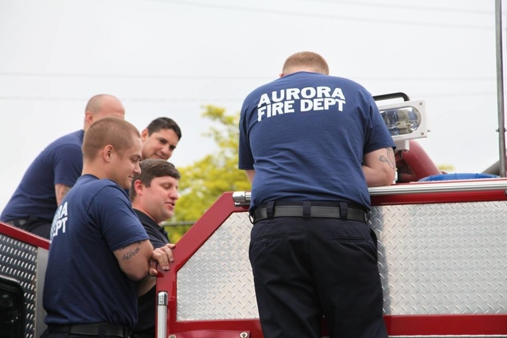 Aurora's firefighters' pension fund paid out over $11 million dollars in benefits and made $1 million from investments.