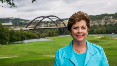 Carol Strickland is a broker with Kuper Sothebys International Realty, Austin.