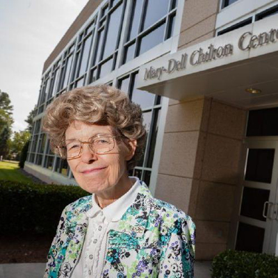 Mary-Dell Chilton was inducted into the National Investors Hall of Fame.