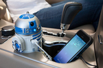 R2 units are making the jump from X-wings to four-door sedans.