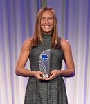 Faith Visconti was selected as a Top 30 recipient at the NCAA Woman of the Year Awards.