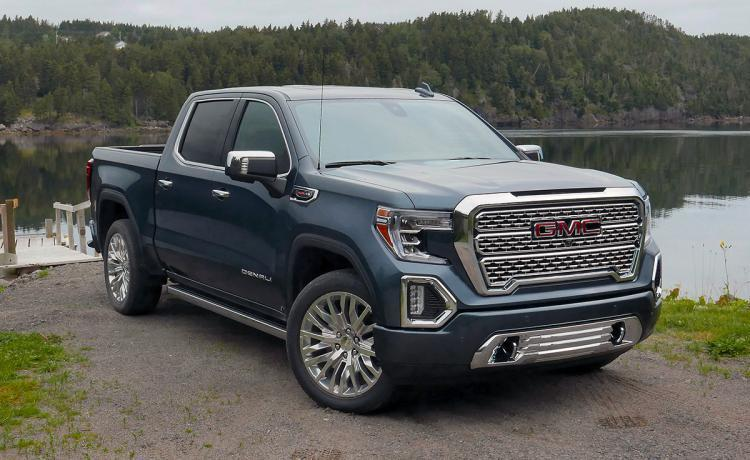 GMC Sierra Denali provides today's drivers with amazing ...