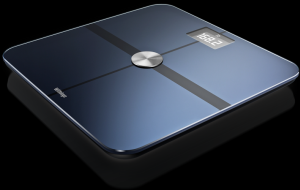 Users who interacted the most with Internet-enabled scales are the ones who lost the most weight in a year.