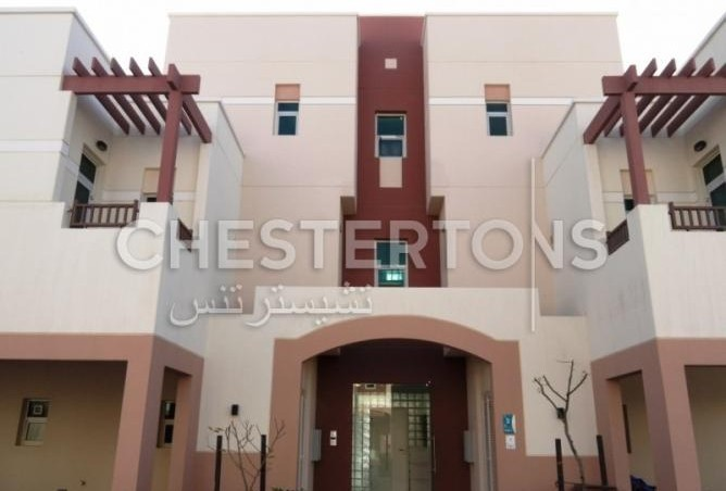 A one bedroom, two bathroom apartment in Al Khaleej Village is available for less than $200,000.