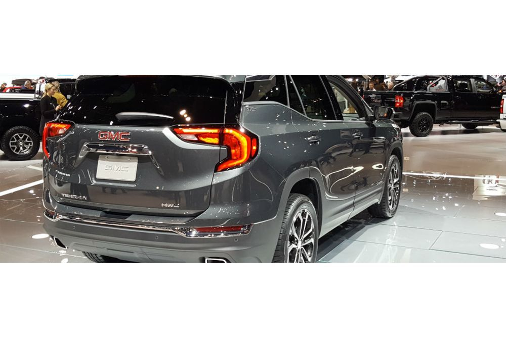 2nd Generation Of Gmc Terrain Offers All New Design