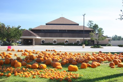 St. Timothy's Anglican Church celebrates autumn with the opening of the pumpkin patch and the second annual Fall Festival in October.