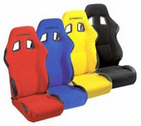Bucket seats are the way to go if you have a need for speed.
