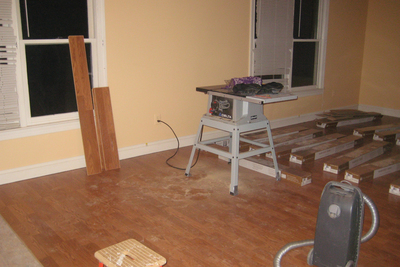 Remodeling is a good choice when dealing with changing building codes.