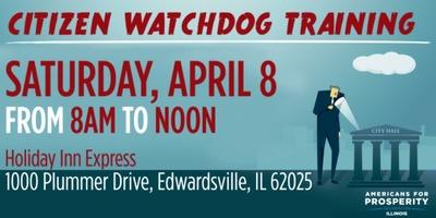 Medium watchdog training poster april17