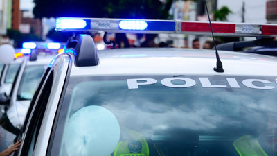 Medium policecar 1200