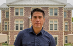 Martin Muñoz has experience in analytical tools already due to his job as an undergraduate researcher at USD's Government Research Bureau.
