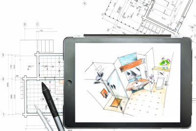 3D programs can help with decision-making when remodeling a home.