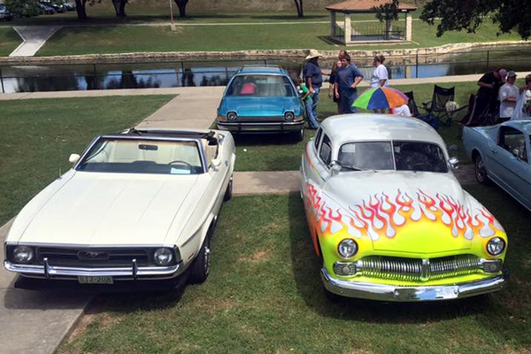 The first-ever Main Street Custom Car and Hot Rod Show is Aug. 6 in Burnet.