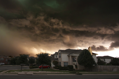 Texas has been hit with numerous strong storms in recent years.