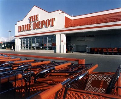 Home Depot customer alleges he was struck by falling toilet