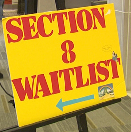 Woman dispossessed of Section 8 housing prevails as ...