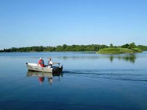 Three Oaks Recreation Area in Crystal Lake