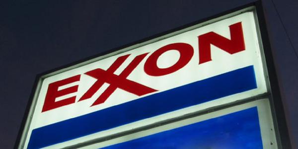 Large exxon