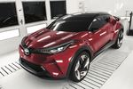 The new Toyota C-HR will be offered in both gasoline and hybrid variants. That brings to three the number of Toyota tall-wagon hybrids in the lineup.