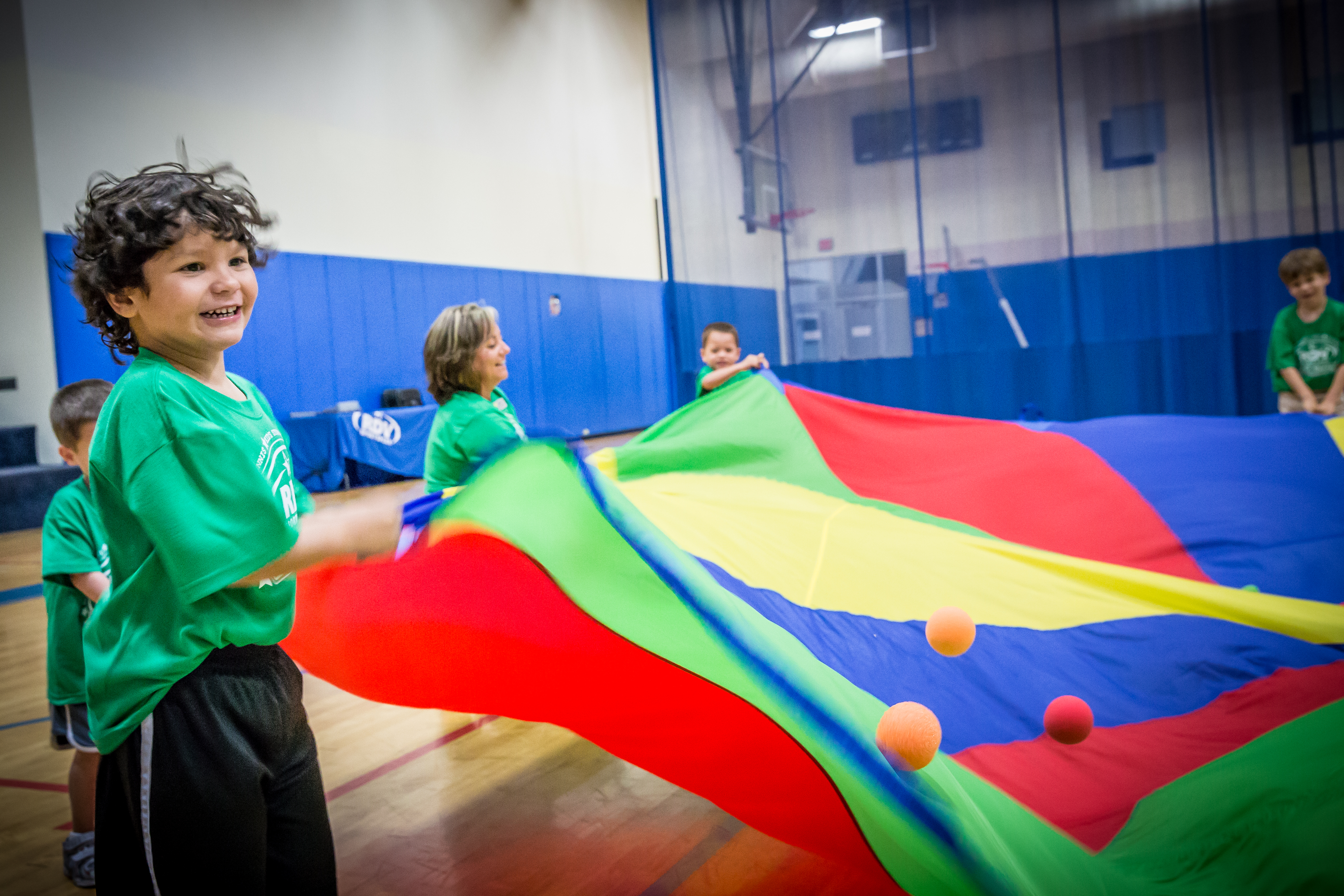 With everything from specific sports camps to camps focusing on general recreational fun, RDV Sportsplex has summer programs both parents and children will love.