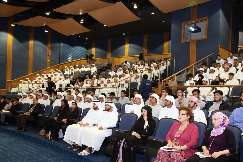 The student counseling program hopes that it will encourage outstanding students to study in universities outside the UAE.