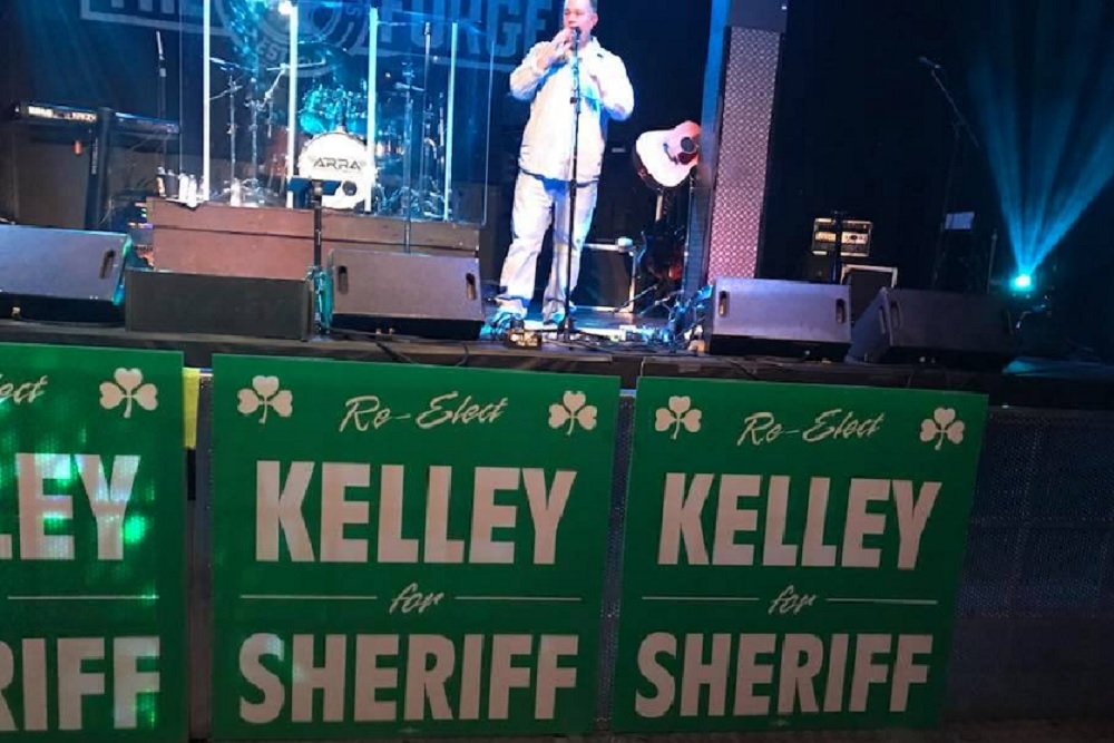 Mike Kelley for Will County Sheriff
