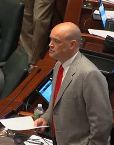State Rep. Ron Sandack (R-Dist. 81)