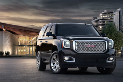 The 2016 GMC Yukon Denali is rugged enough to go off-road and sophisticated enough for any event.