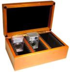 Guardhouse 30 Slab Wood Display Box: $74.95
