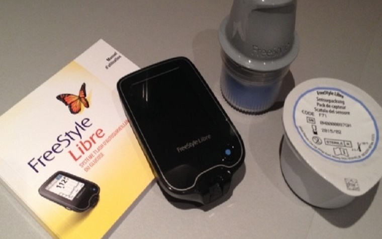 The FreeStyle Libre blood glucose monitoring system has been approved in Australia.