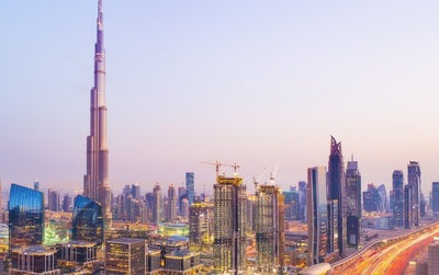 Natural park planned for Dubai
