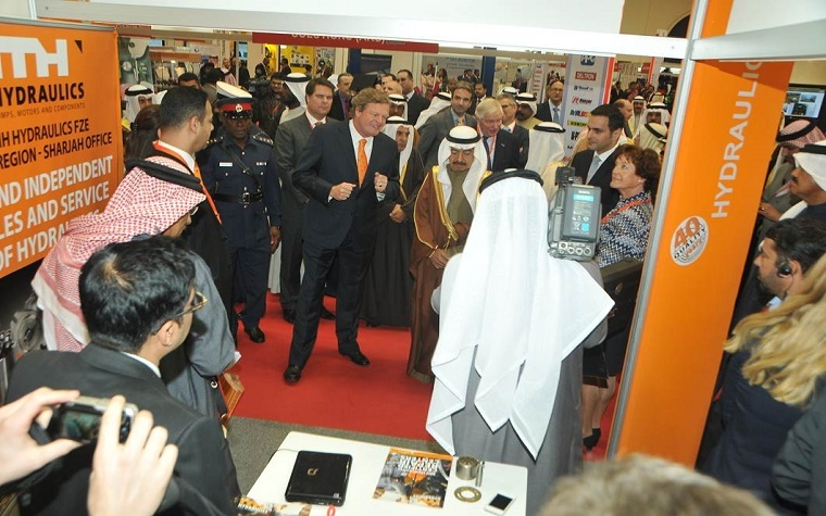 Thousands attended HCE's 2014 Gulf Industry Fair.