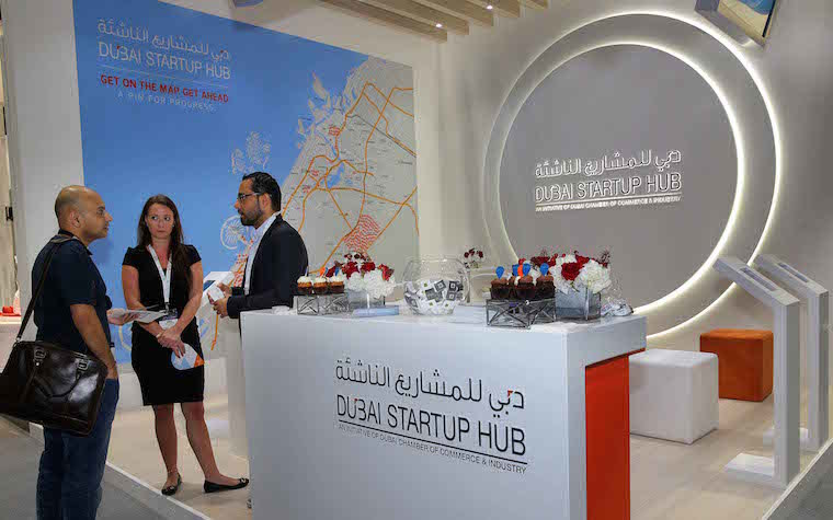 Dubai Chamber's online startup platform a hit at Gitex Technology Week