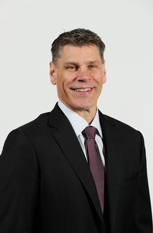 Loyola men's basketball coach Porter Moser