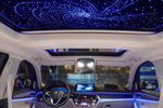 This kits will literally light up the interior of a vehicle with a unique display.