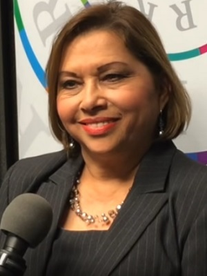 Alderman Milly Santiago (31st Ward)