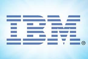 Large ibm logo